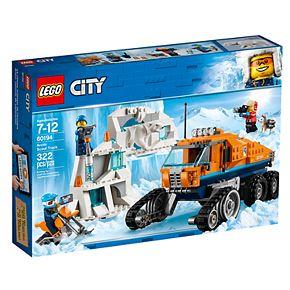 LEGO City Arctic Scout Truck Set 60194