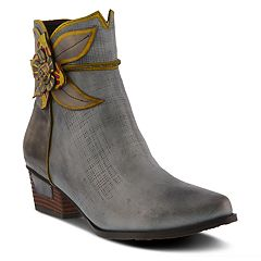 L'Artiste by Spring Step Louella Women's Ankle Boots
