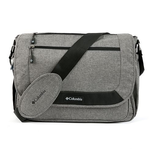 Columbia Departure Point Messenger Diaper Bag