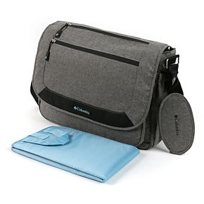 Columbia Departure Point Messenger Diaper Bag
