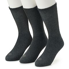Men's Work IQ 3-pack Cushioned Crew Socks