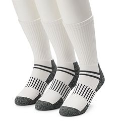 Men's Work IQ 3-pack Half-Cushioned Crew Socks
