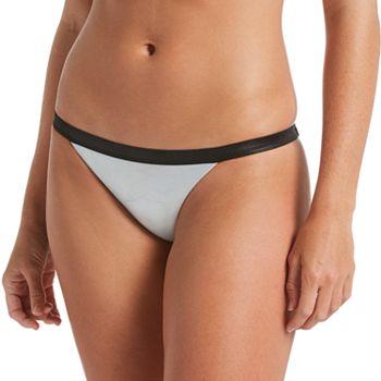 Women's Nike Flash Metallic Bikini Bottoms