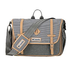 Columbia Sunshine Springs Messenger Diaper Bag