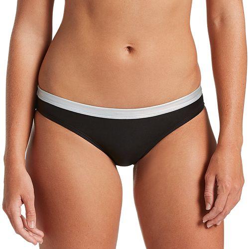 Women's Nike Flash Sport Metallic Bikini Bottoms