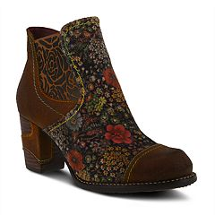 L'Artiste by Spring Step Melvina Women's Ankle Boots