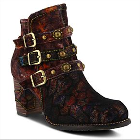 L'Artiste by Spring Step Nakisha Women's Ankle Boots