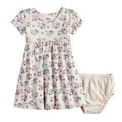 Disney's 101 Dalmatians Baby Girl Babydoll Dress by Jumping Beans®