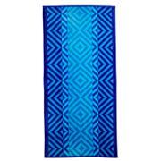 The Big One® Diamond Beach Towel