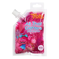 Girls DreamWorks Trolls Poppy Glitter