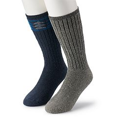 Men's Columbia Patterned Boot Socks 2-pack