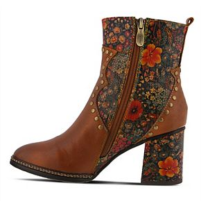 L'Artiste by Spring Step Olevea Women's Ankle Boots