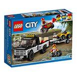LEGO City ATV Race Team Set 60148