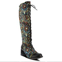 c82fdb1dd L'Artiste by Spring Step Rarity Women's Knee High Boots