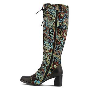 L'Artiste by Spring Step Rarity Women's Knee High Boots