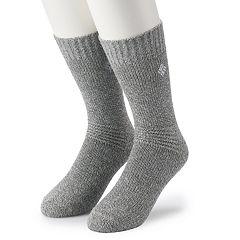 Big & Tall Columbia Wool-Blend Crew Socks
