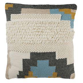 Safavieh Binx Geometric Throw Pillow
