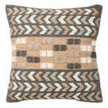 Safavieh Carine Geometric Arrow Throw Pillow
