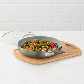 Food Network? 12-in. Saute Pan with Lid