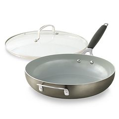 Food Network™ 12-in. Saute Pan with Lid
