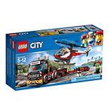 LEGO City Heavy Cargo Transport Set 60183