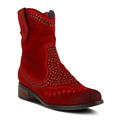 L'Artiste by Spring Step Sarita Women's Ankle Boots