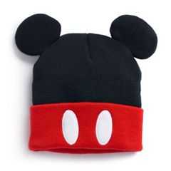 Disney's Mickey Mouse Ears Knit Beanie