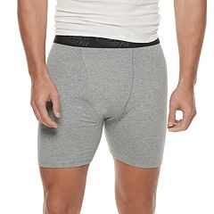 Men's Copper Fit 2-pack 6-inch Active Comfort Boxer Briefs