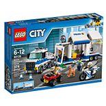 LEGO City Mobile Command Center Set 60139