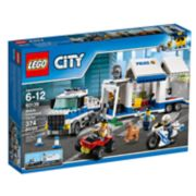 LEGO City Mobile Command Center Set 60139