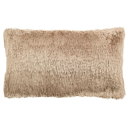 Safavieh Cali Shag Throw Pillow