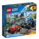 LEGO City Dirt Road Pursuit Set 60172