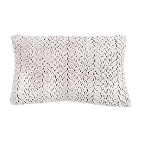 Safavieh Barlett Ruched Throw Pillow