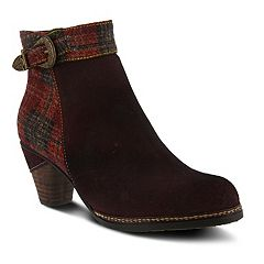 L'Artiste by Spring Step Scottala Women's Ankle Boots