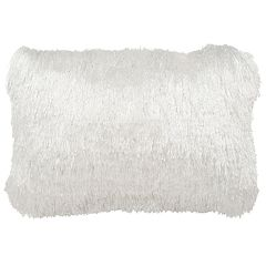 Safavieh Shag Indoor Outdoor Throw Pillow