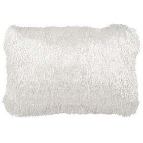 Safavieh Shag Indoor / Outdoor Throw Pillow