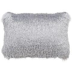 Safavieh Shag Indoor Outdoor Throw Pillow