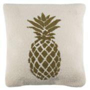 Safavieh Pineapple Indoor Outdoor Throw Pillow