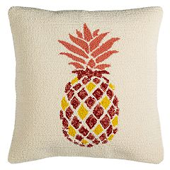 Safavieh Pineapple Indoor Outdoor Throw Pillow
