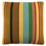 Safavieh Striped Indoor Outdoor Throw Pillow