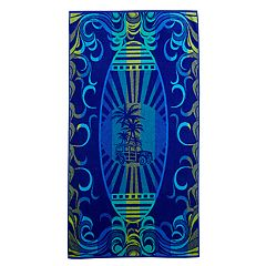 Celebrate Summer Together Surf Shop Turkish Cotton Beach Towel