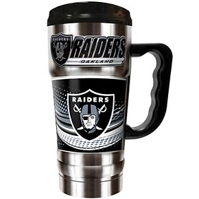 Oakland Raiders Champ Travel Tumbler