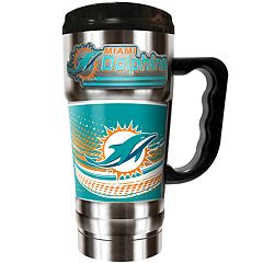 Miami Dolphins Champ Travel Tumbler