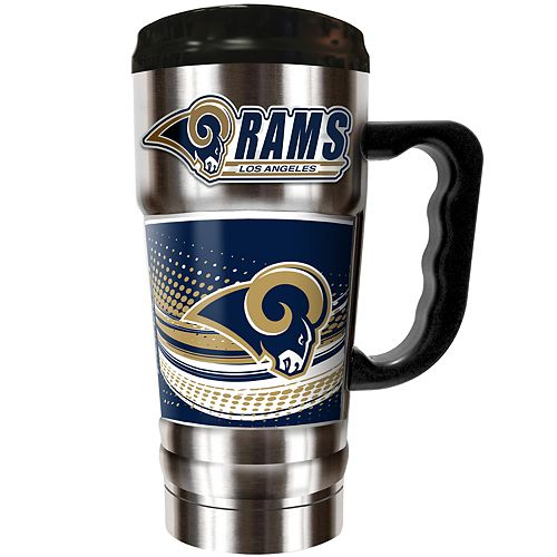 Los Angeles Rams Champ Travel Tumbler