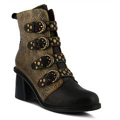 L'Artiste by Spring Step Wonderland Women's Ankle Boots