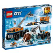 LEGO City Arctic Mobile Exploration Base Set 60195