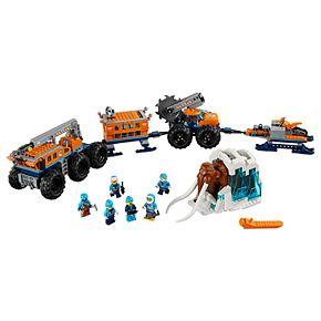 LEGO City Arctic Mobile Exploration Base Set 60195