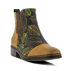 L'Artiste by Spring Step Woodland Women's Ankle Boots