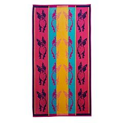 Celebrate Summer Together Dog Turkish Cotton Beach Towel