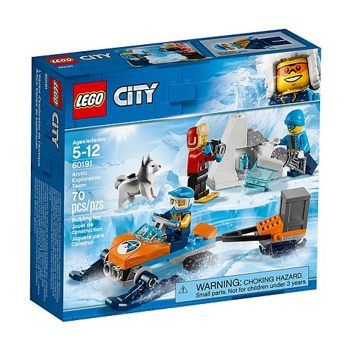 LEGO City Arctic Exploration Team Set 60191
